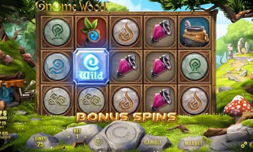 Gnome Wood game is not yet available for fun play.