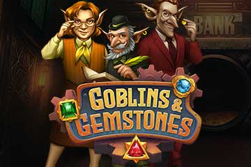Goblins and Gemstones slot free play demo