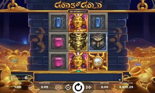 Gods of Gold INFINIREELS slot