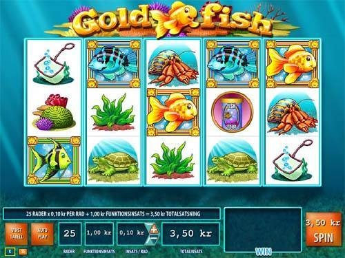 goldfish casino bonus