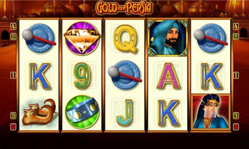 Gold of Persia slot free play demo