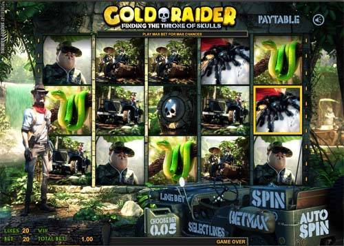 Gold Raider slot