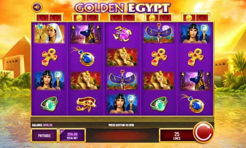 Golden Egypt slot