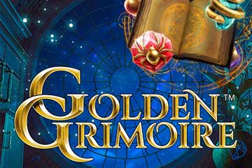 Golden Grimoire slot free play demo