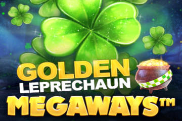 Golden Leprechaun Megaways slot free play demo