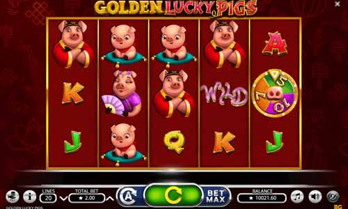 Golden Lucky Pigs slot