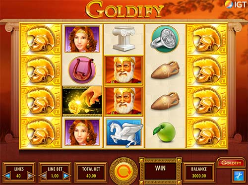 Goldify slot
