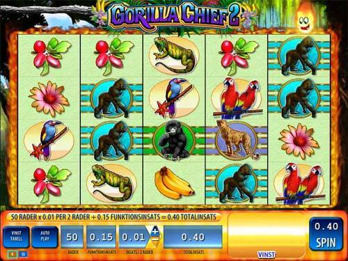 Gorilla chief slot machines pathological gambling quotes