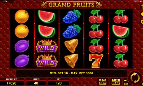 Grand Fruits slot