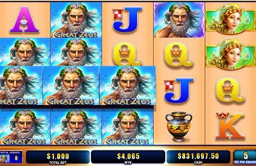Great Zeus slot