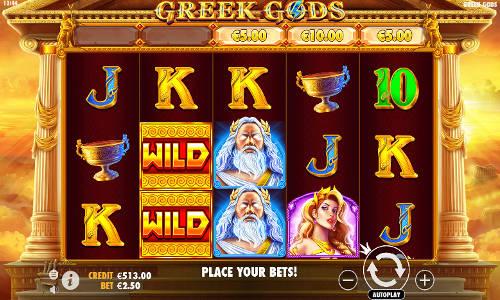 Greek Gods slot