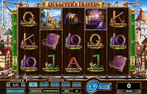 Gullivers Travels slot free play demo is not available.