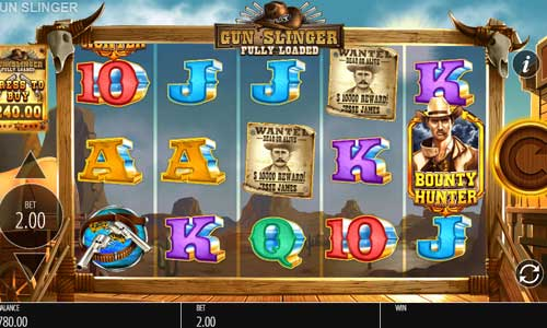 Gunslinger Fully Loaded slot