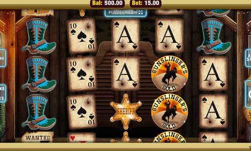 Gunslingers Gold Slots - Play Free Casino Slot Games