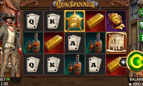 Gunspinner slot