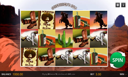 Play Western Fistful Of Dollars Slots With No Download
