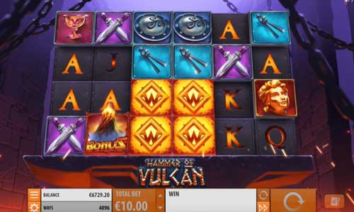 hammer of vulcan slot overview and summary