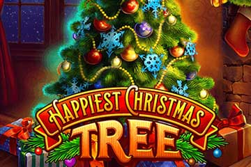 Happiest Christmas Tree slot free play demo