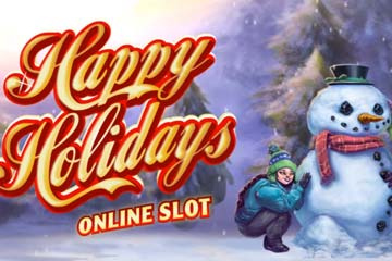 Happy Holidays slot free play demo