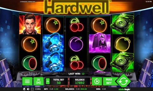 Hardwell slot