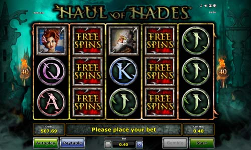 Haul of Hades Slot Machine - Play Real Casino Slots Online