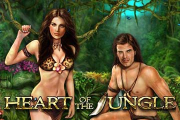 Heart of the Jungle slot free play demo