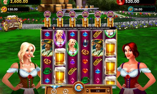 Heidi And Hannahs Bier Haus Slot Williams Interactive Free Play
