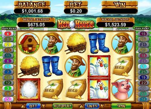 Hen House slot