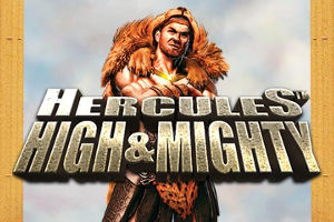 Hercules High and Mighty slot free play demo