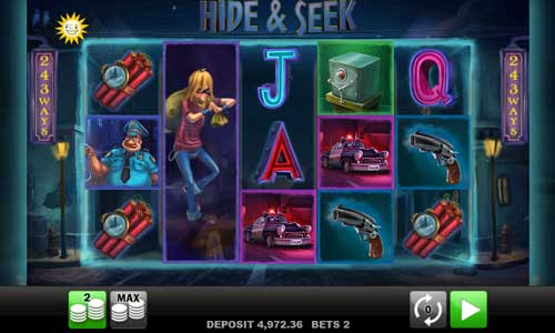 Hide and Seek slot
