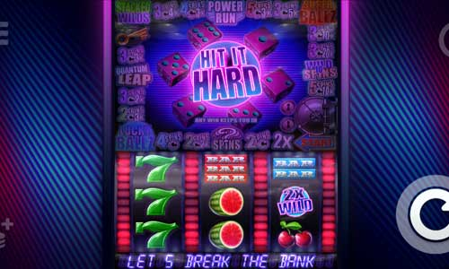Hit it Hard slot