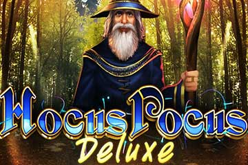 Hocus Pocus Deluxe slot free play demo