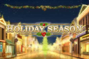 Holiday Season slot free play demo