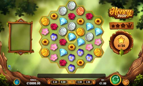 honey rush best slots 2019
