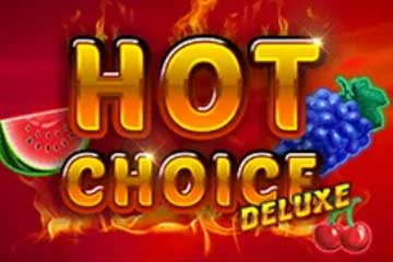 Hot Choice Deluxe slot free play demo