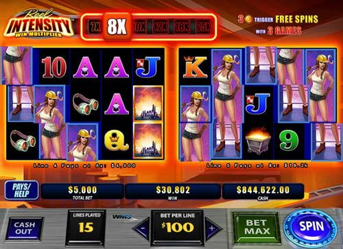 Hot Molten Money slot