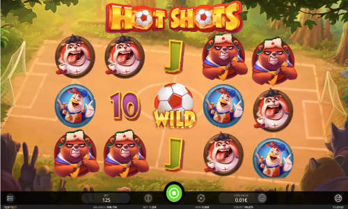 Hot shots online slots horseshoe casino tunica poker tournaments