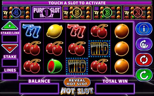 Hot Slot slot