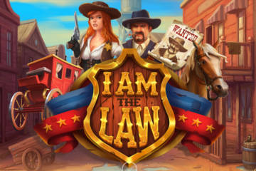 I Am The Law slot free play demo