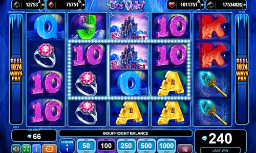 Ice Valley slot