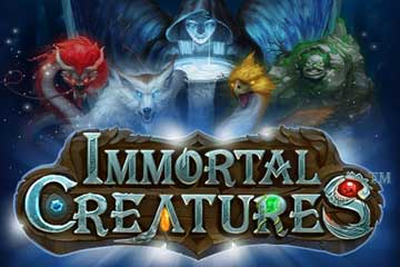 Immortal Creatures slot free play demo