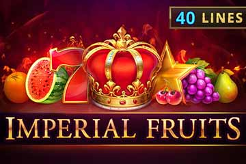 Imperial Fruits 40 Lines slot