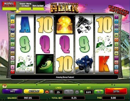 888 Casino Hulk