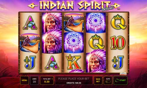 Indian Spirit Deluxe slot