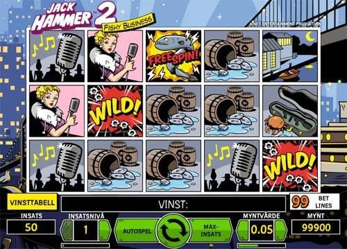 Jack Hammer 2 slot free play demo