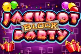 Jackpot Block Party logo