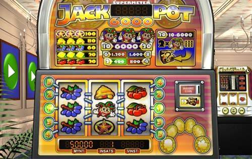 Jackpot 6000 slot free play demo