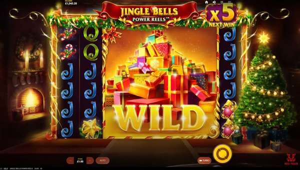 jingle bells power reels slot overview and summary