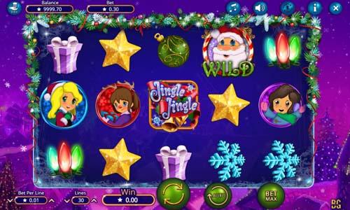 Jingle Jingle Videoslot Screenshot