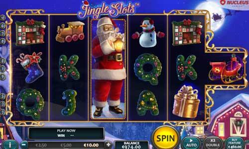 Jingle Slots Videoslot Screenshot